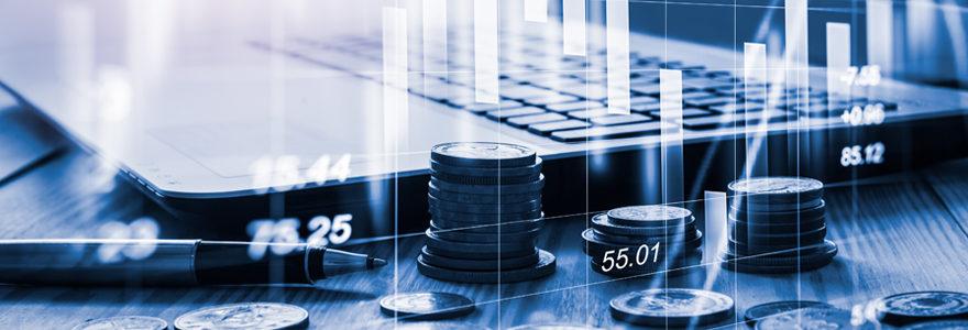 Investissements financiers en ligne